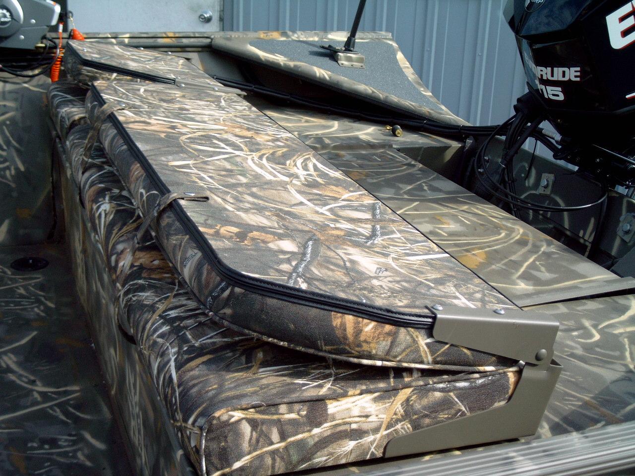 Backwaters Marine War Eagle 2072ldsv Evinrude 115